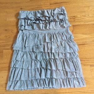 Fun strapless  Cotten dress